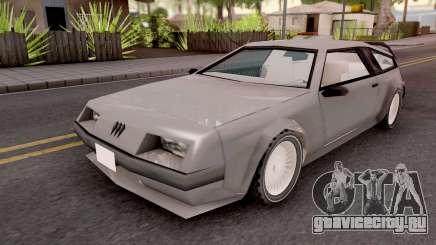 Deluxo from GTA VCS для GTA San Andreas