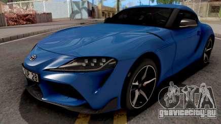 Toyota Supra A90 2020 для GTA San Andreas
