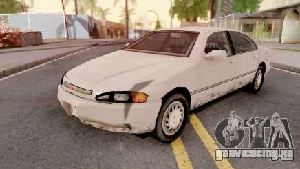 Kuruma from GTA LCS для GTA San Andreas