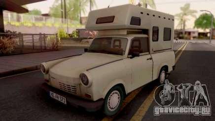 Trabant 1.1 Wohmobil для GTA San Andreas