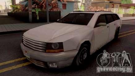 Sindacco Argento from GTA LCS для GTA San Andreas