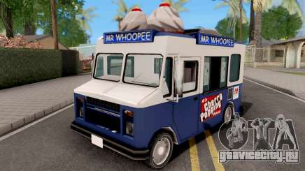 Mr Whoopee from GTA VCS для GTA San Andreas
