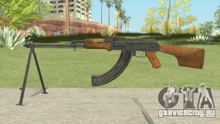 SOF-P RPK (Soldier of Fortune) для GTA San Andreas