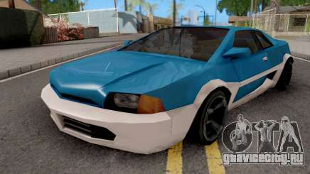 V8 Ghost from GTA LCS для GTA San Andreas