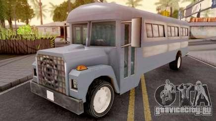 Bus from GTA VCS для GTA San Andreas