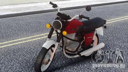 ИЖ Планета-4 Красный для GTA San Andreas