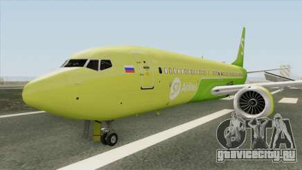 Boeing 737 MAX (S7 Airlines Livery) для GTA San Andreas