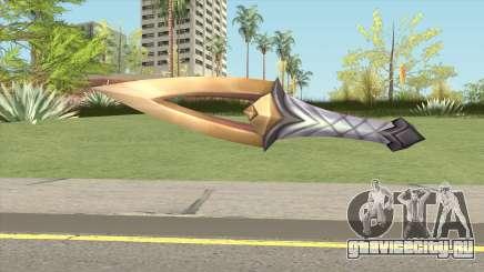 Akali Weapon V2 для GTA San Andreas
