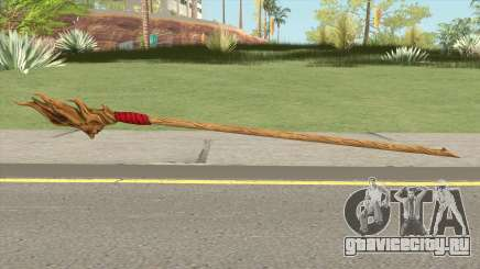 Raiden Weapon для GTA San Andreas