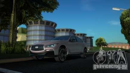 Infiniti Q50 Sedan для GTA San Andreas