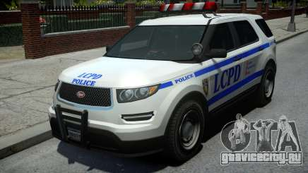 Vapid Interceptor Police для GTA 4