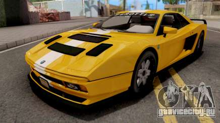 GTA V Grotti Cheetah Classic Coupe для GTA San Andreas