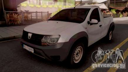 Dacia Duster Pickup 2017 для GTA San Andreas