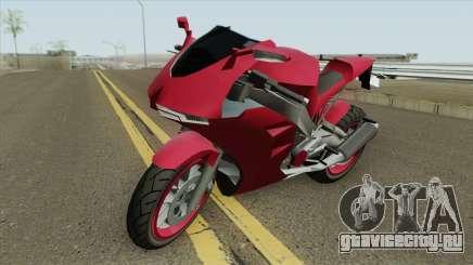 Carbon RS GTA V для GTA San Andreas