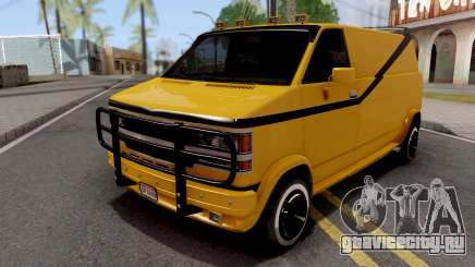 Chevrolet Express G-20 Van 1999 для GTA San Andreas