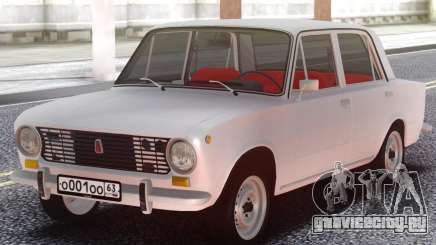 ВАЗ 2101 Белая Классика для GTA San Andreas