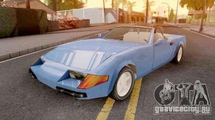 Stinger from GTA VCS для GTA San Andreas