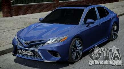 Toyota Camry XSE для GTA 4
