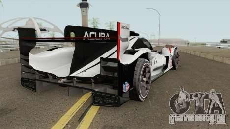 Acura ARX-05 2018 для GTA San Andreas
