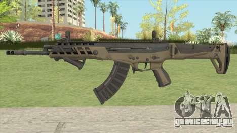 Warface AK-Alfa Desert (With Grip) для GTA San Andreas