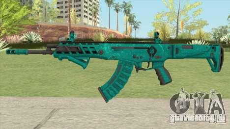 Warface AK-Alfa Absolute (With Grip) для GTA San Andreas