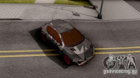 Peugeot 206 Full-Sport для GTA San Andreas