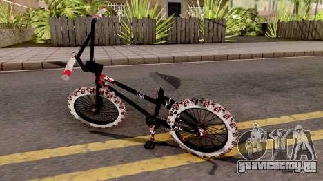 BMX PARA DAMA AB2 для GTA San Andreas