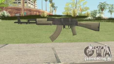 Warface AK-103 (Basic) для GTA San Andreas