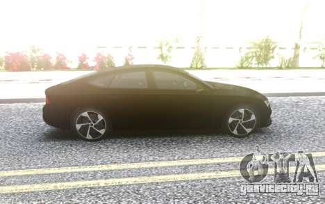 Audi RS7 Restyling для GTA San Andreas
