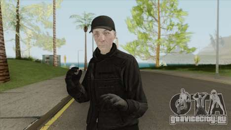 Skin Random 216 (Outfit Heist) для GTA San Andreas