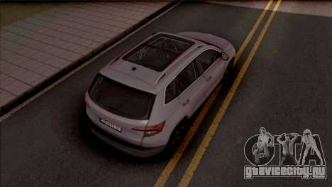 Skoda Karoq 2017 v2 для GTA San Andreas