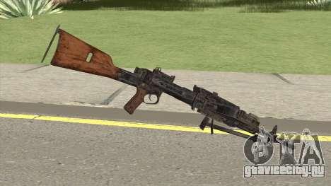 COD WW2 - Breda 30 MG V1 для GTA San Andreas