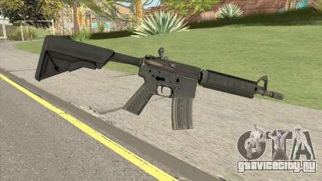 CS-GO Alpha M4A4 для GTA San Andreas