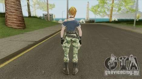 Creative Destruction - Female Soldier для GTA San Andreas