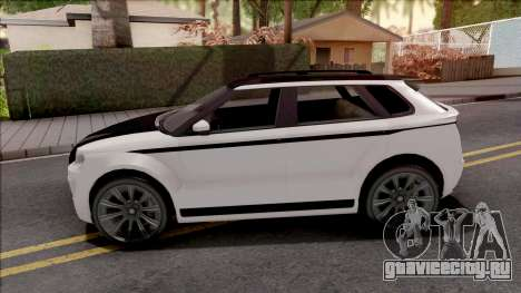 GTA V Enus Huntley S для GTA San Andreas