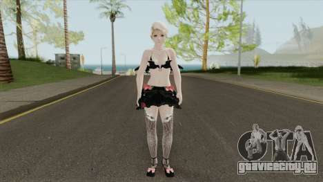 Marie Rose Mischievous для GTA San Andreas