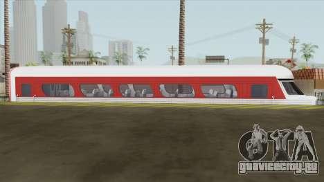 Aerotrain Coach-Observation (GM Aerotrain 1956) для GTA San Andreas