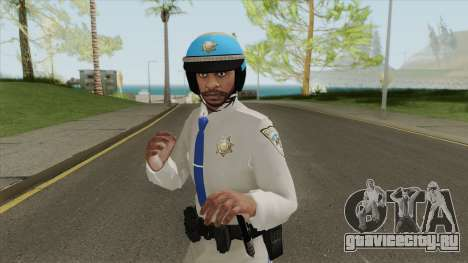 SAHP Biker V3 (GTA Online) для GTA San Andreas