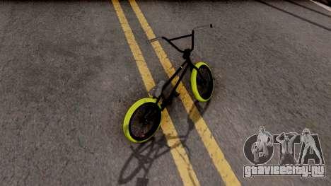BMX REPTIL AB2 для GTA San Andreas