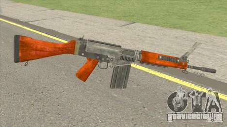 Classic FN-FAL (Tom Clancy: The Division) для GTA San Andreas