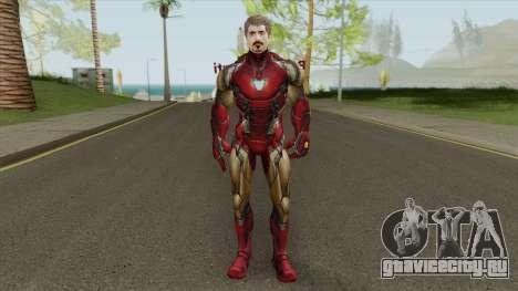 Tony Stark Skin V1 для GTA San Andreas