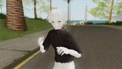 Kaneki Skin V7 (Tokyo Ghoul) для GTA San Andreas