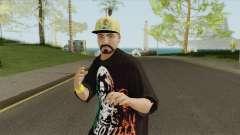 Mexican Gang Skin V2 для GTA San Andreas