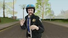 SAHP Biker V1 (GTA Online) для GTA San Andreas