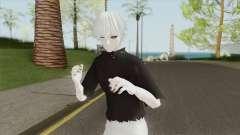 Kaneki Skin V8 (Tokyo Ghoul) для GTA San Andreas