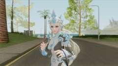 Ice Queen Skin (Creative Destruction) для GTA San Andreas