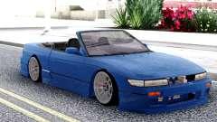 Nissan Silvia S13 Cabrio