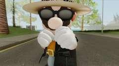 Mario Dross для GTA San Andreas