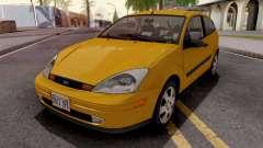 Ford Focus ZX3 2000 HQLM для GTA San Andreas