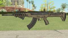 Warface AK-Alfa Desert (With Grip) для GTA San Andreas